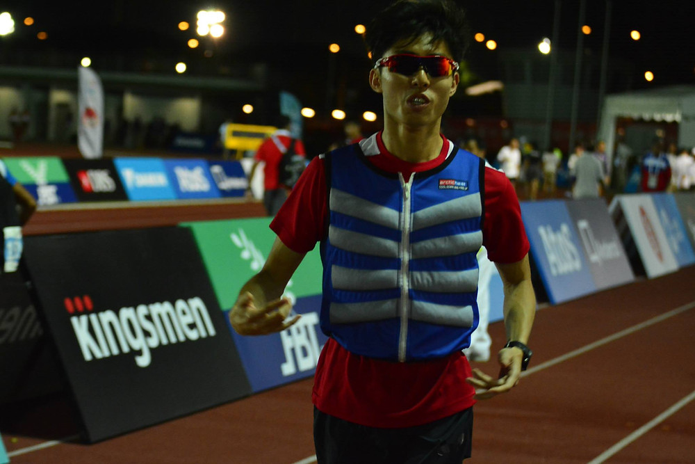 2015 SEA Games Marathon - In My Words