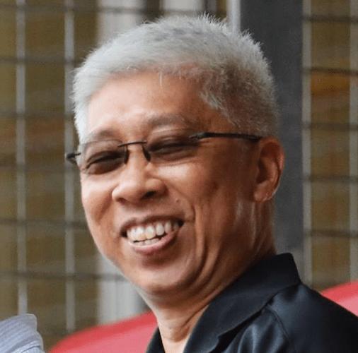 Eric Song, Honorary Secretary of SA