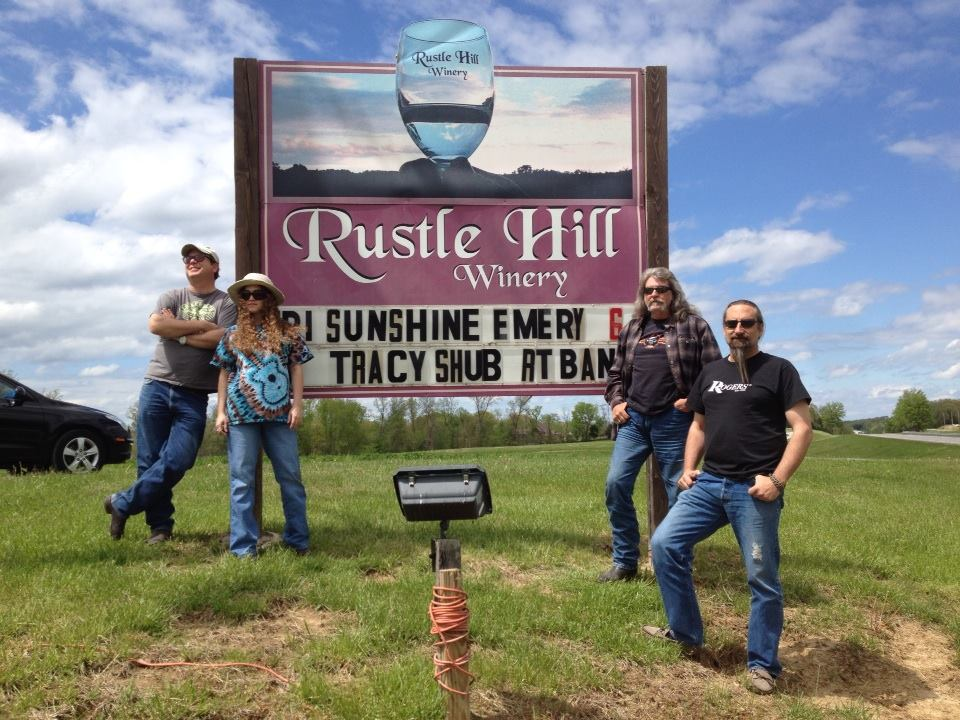 Rustle Hill Winery Cobden IL 2014