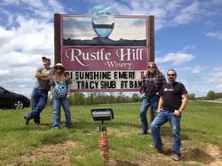 Rustle Hill Winery Cobden IL 2014