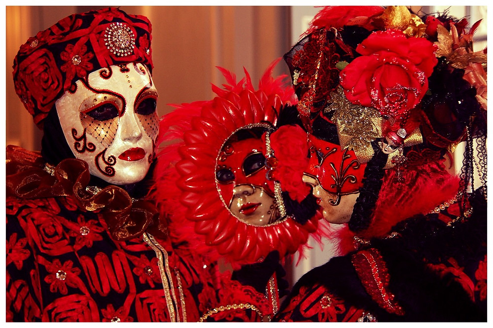 Carnival | Know the origin of the masks on startblog