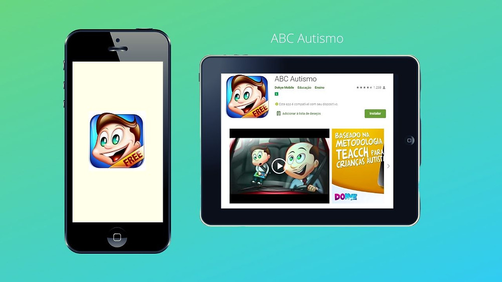 Apps for autists on startblog: 2 - ABC Autism