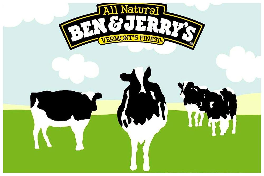 Ben & Jerry's | Peace, Love & Ice Cream  on startblog
