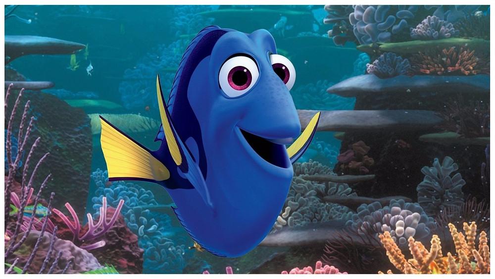 (Image: Disney/share) Wallpaper byte finding dory