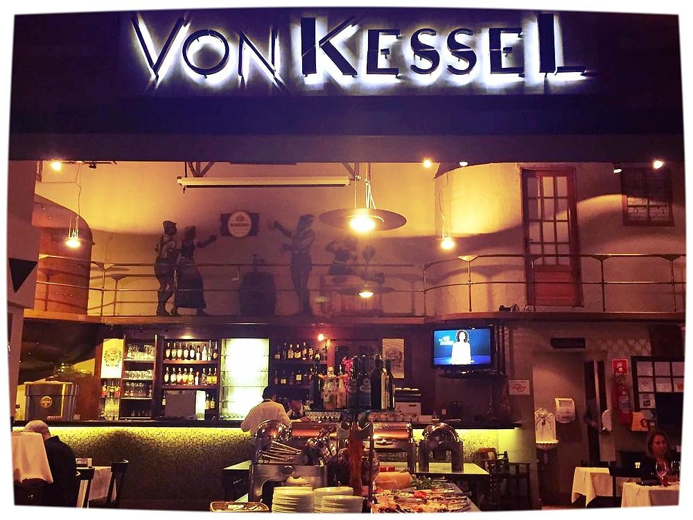 Von Kessel - startblog