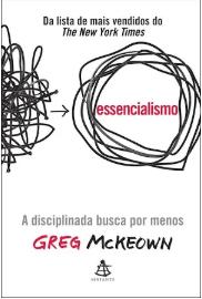 Literary tip - Essentialism, Greg McKeown - startblog