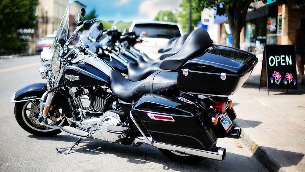 História da Harley Davidson no Startblog