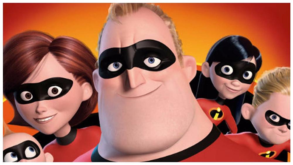 (Image: Disney/share) Wallpaper Pixar's the incredibles