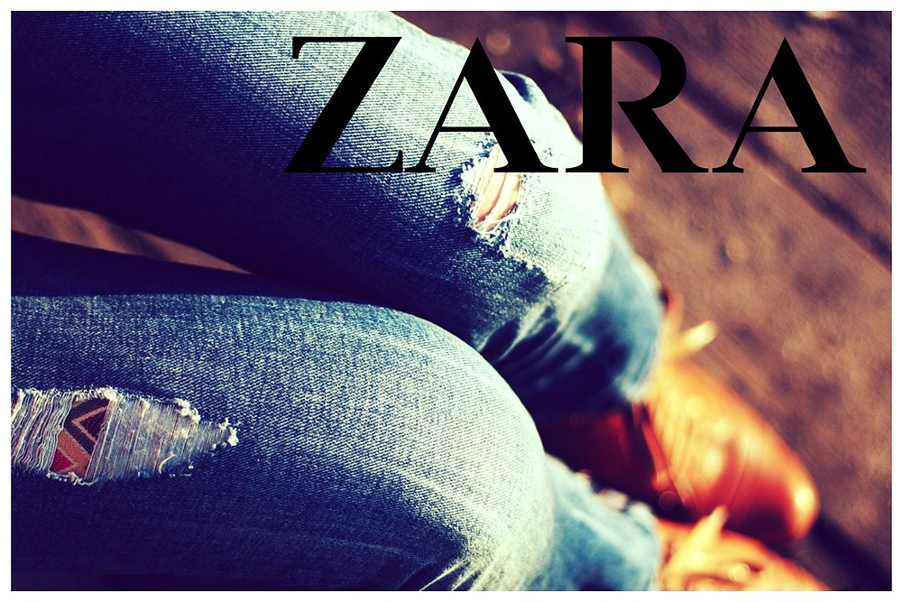 (Image/photo/disclosure) Clothing and logo: Zara
