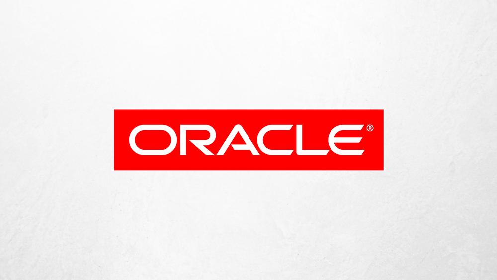 (Photo, image, disclosure) Oracle logo on startblog