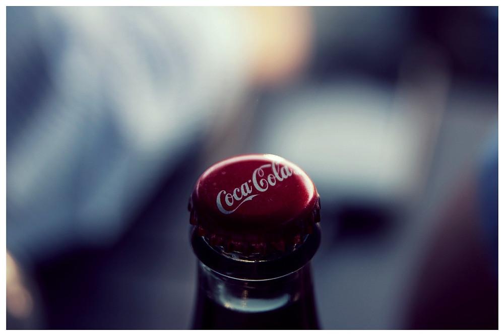Coke | Taste the Feeling - startblog post