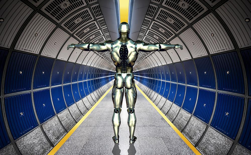 AI | Robots on startblog