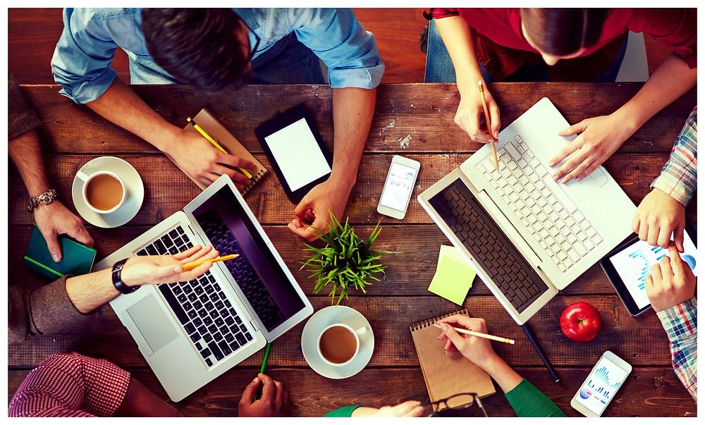 Planning for 2018 on startblog