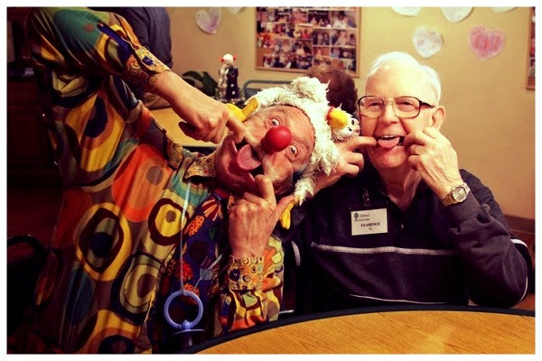 (image/disclosure) image Museum: Patch Adams with the patient