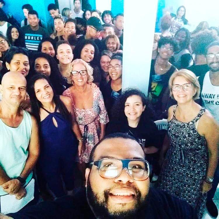 Infill, a 3D printer factory in Complexo do Alemão - startblog