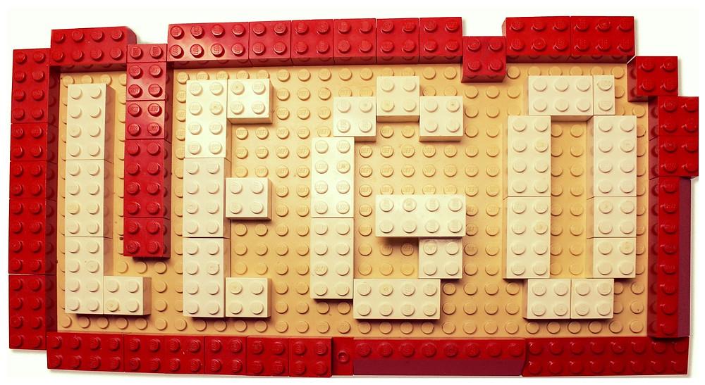 Lego | Story Building - Startblog post