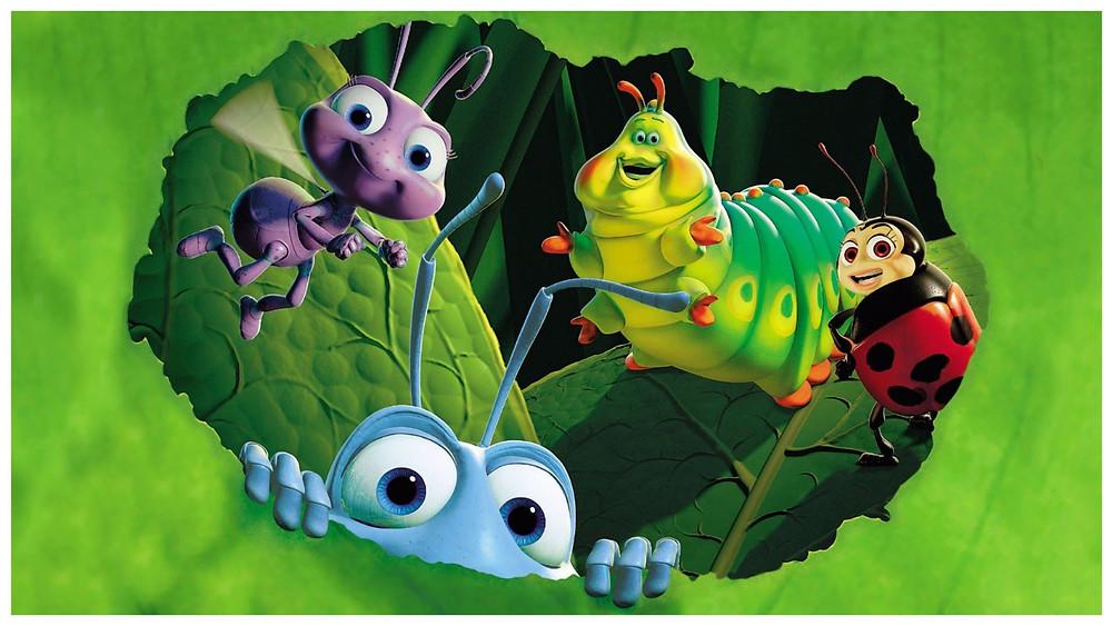 (imagem: Disney/Divulgação) Wallpaper vida de inseto