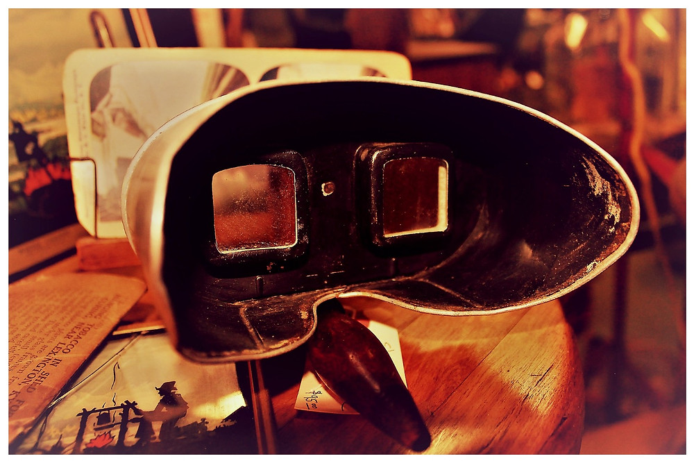 (Image/photo/disclosure) stereoscope