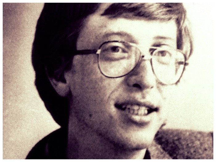 (image/disclosure) Bill Gates: microsoft