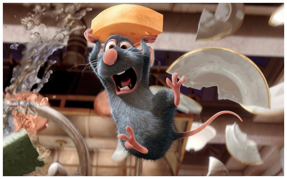 (Image: Disney/share) Wallpaper Pixar's ratatouille