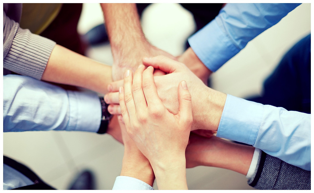 Teamwork on startblog