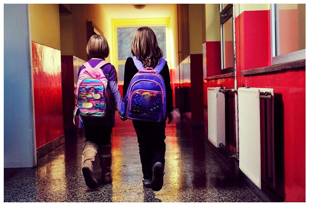 Volta às aulas on startblog
