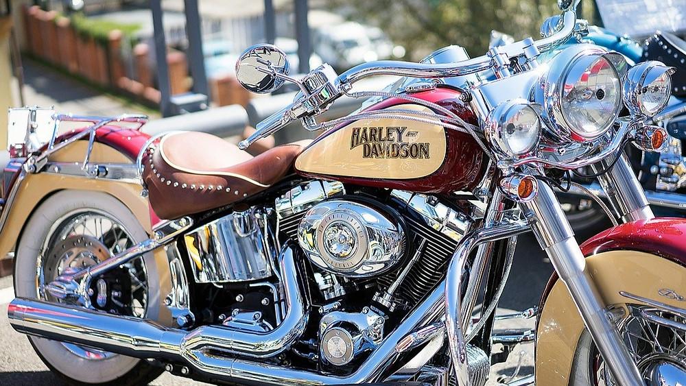 History of Harley Davidson on Startblog