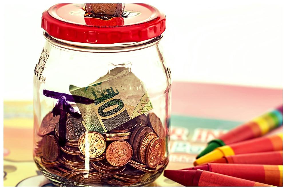 Educação financeira para crianças no Startblog