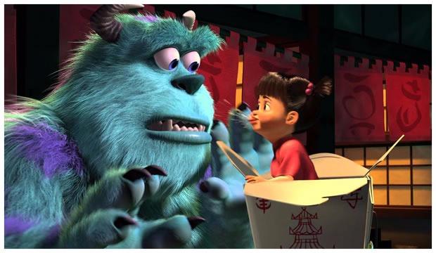 (Image: Disney/share) Wallpaper Pixar's Mostros S.A