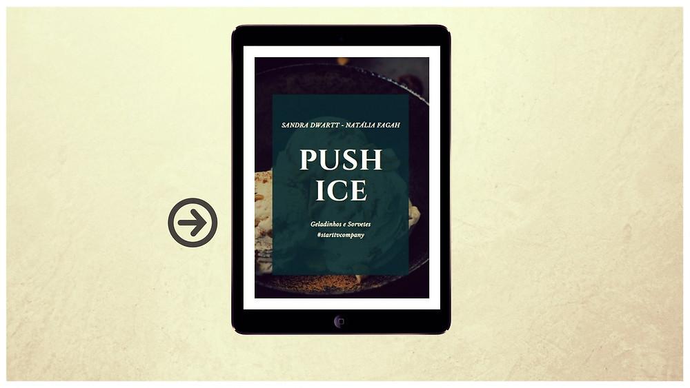 Trabalhar em casa - E-book Push Ice