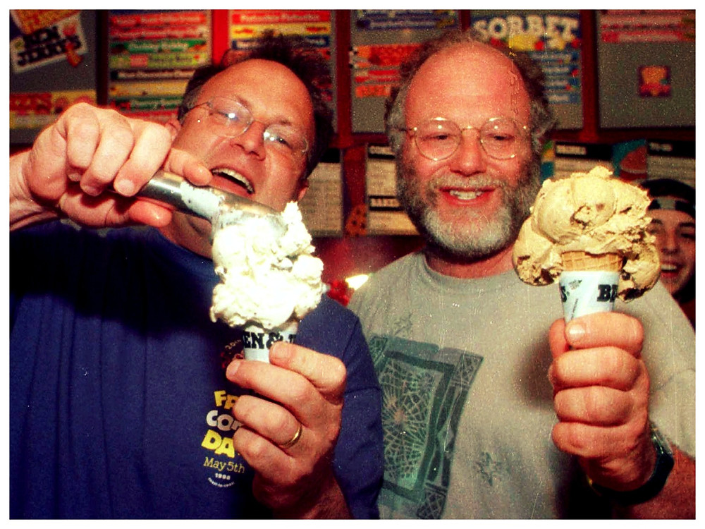 (Image/photo/disclosure) Founders: BEN & JERRY