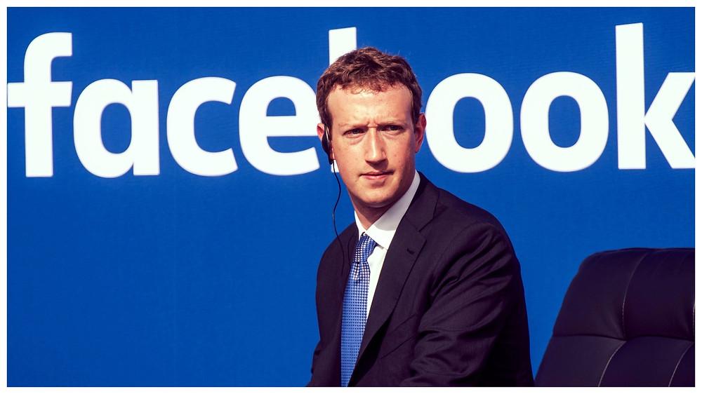 (Foto:/Divulgação)Photo by Bloomberg: Mark Zuckerberg