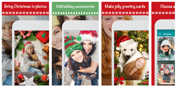 App Christmas Photo Frames, Effects & Cards Art no startblog