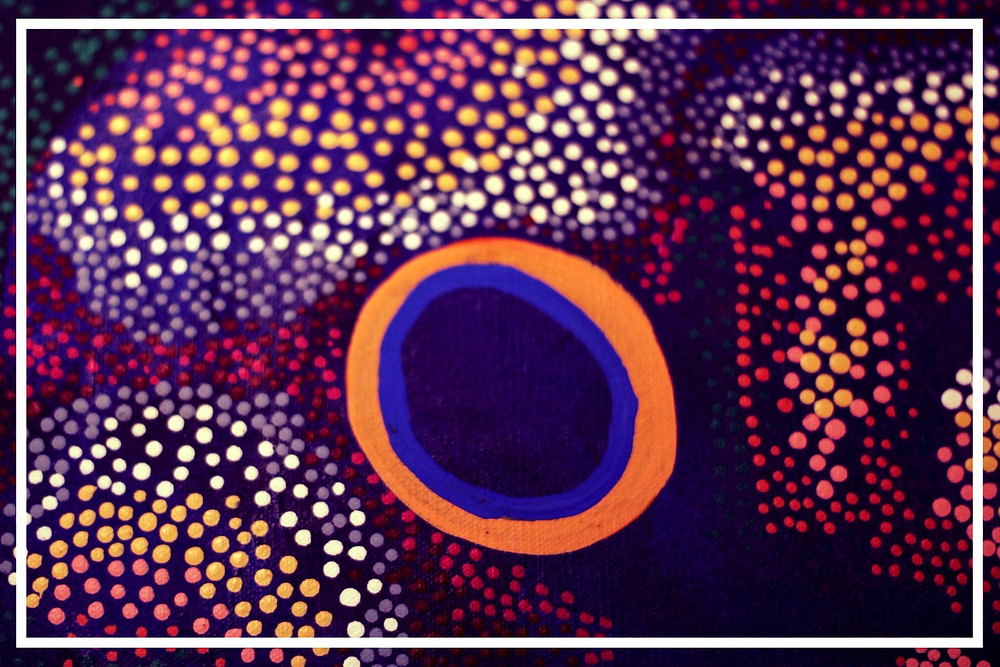 (Image/photo/disclosure) Aboriginal art