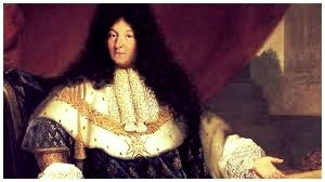 (image/reproduction)wikimedia commons French King Louis XIV in 1667 cravate uses