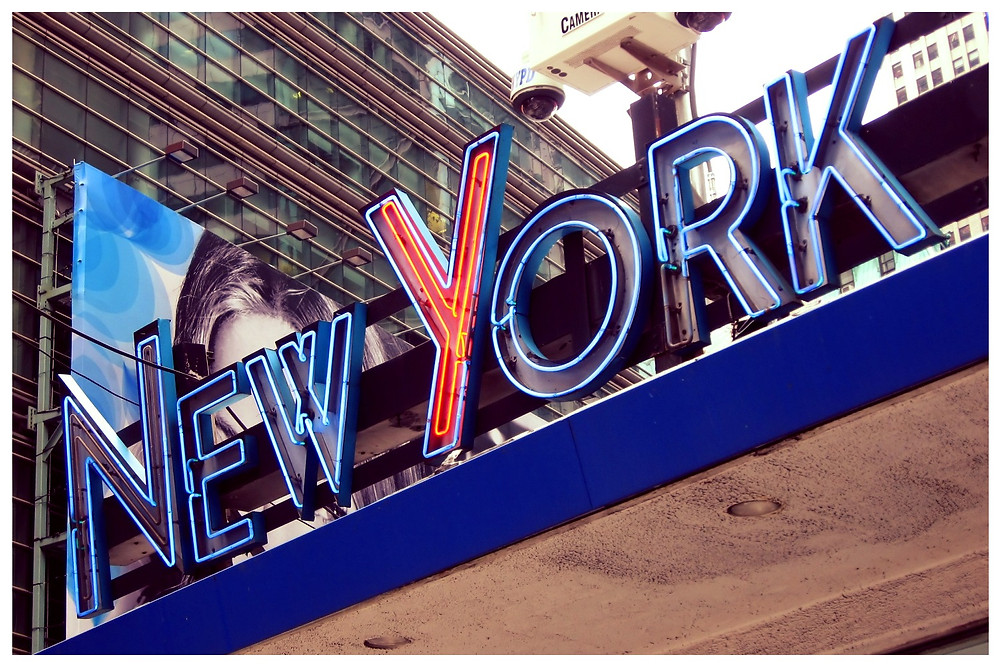 NY| Times Square Glass Ball on startblog