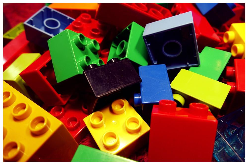 Lego| Construção de histórias - post no Startblog