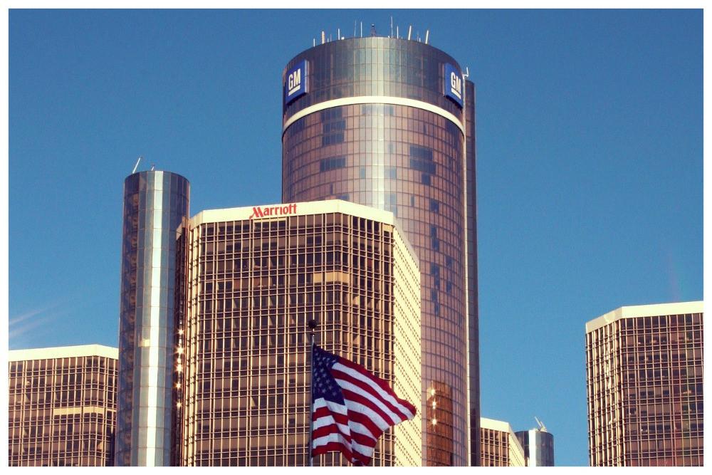 (Imagem/foto/divulgação) GM Detroit