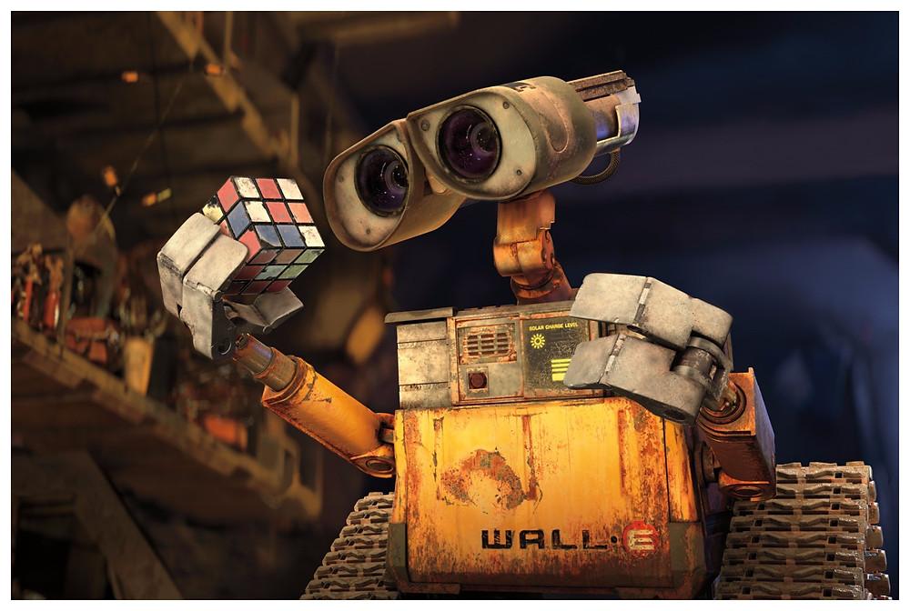(Image: Disney/share) Wallpaper Pixar's Wall-e Animation Movie
