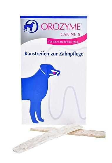 Жевательные полоски Orozyme® Kaustreifen S для собак до 10кг, Упаковка 224г