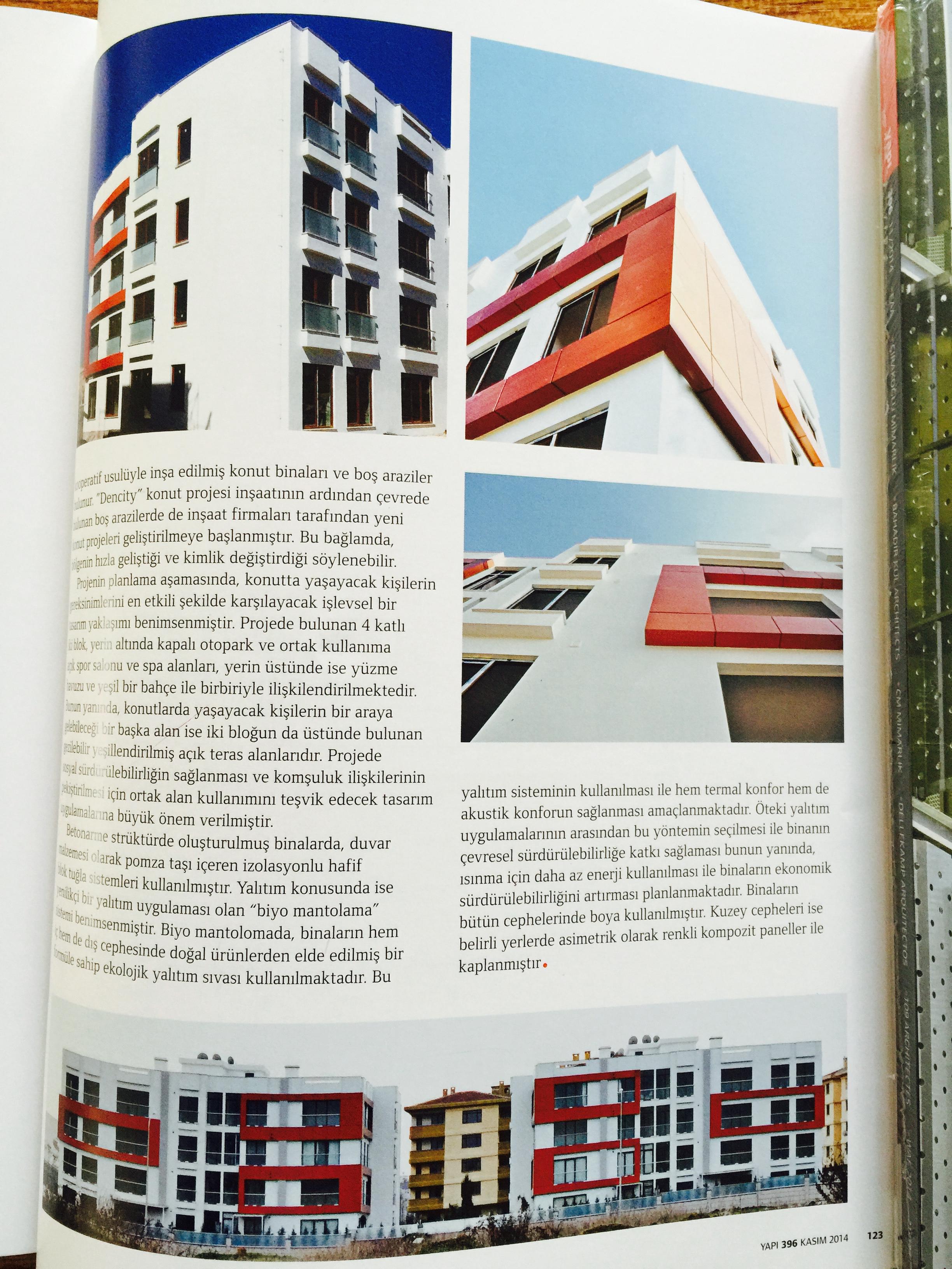 Yapı Dergisi 396