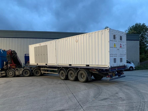 Power Engineering Services Containerised Substation Solutions