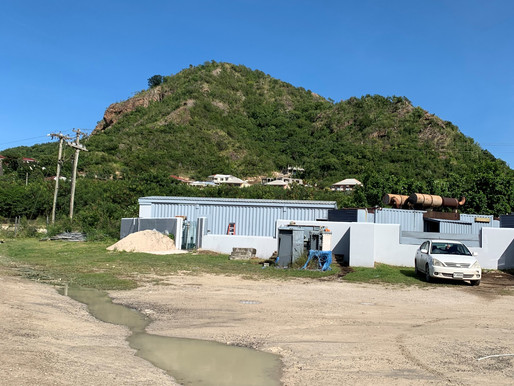 PES Support New Generator System in Antigua