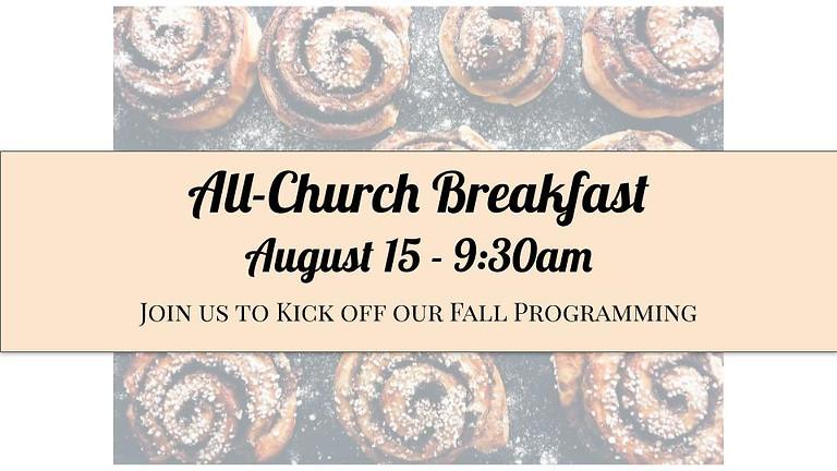 All-Church Breakfast