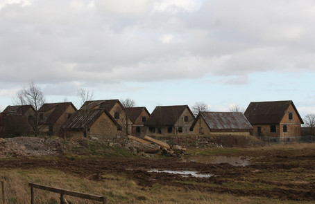 The German village