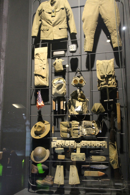Visit to In Flanders Fields Museum at Ypres