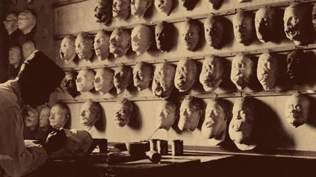 The Masks for Facial Disfigurement department