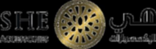 she logo+شعار شي اكسسواريز+هي للاكسسوارات