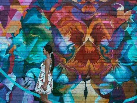 Street Art & Murals in Charlotte, North Carolina