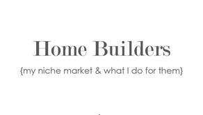 Attn: Home Builders!